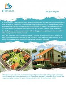 project report aqua2
