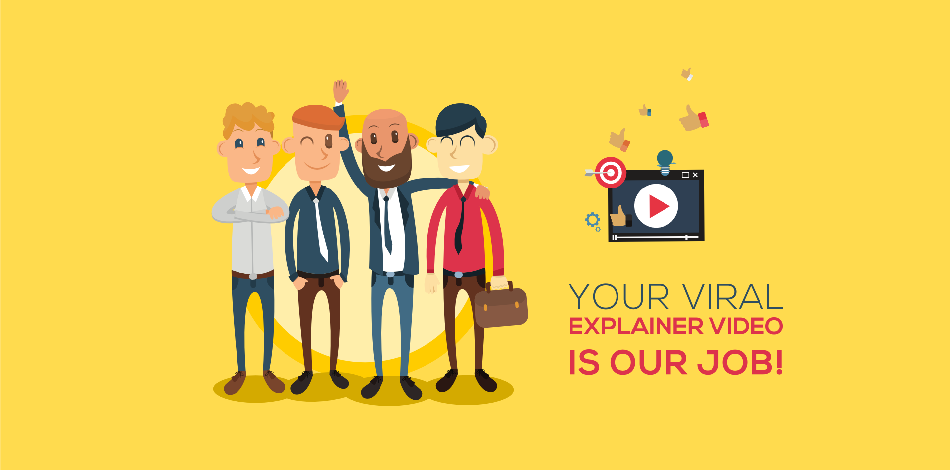 Explainer Video, Motion Graphics Video, Infographic Video